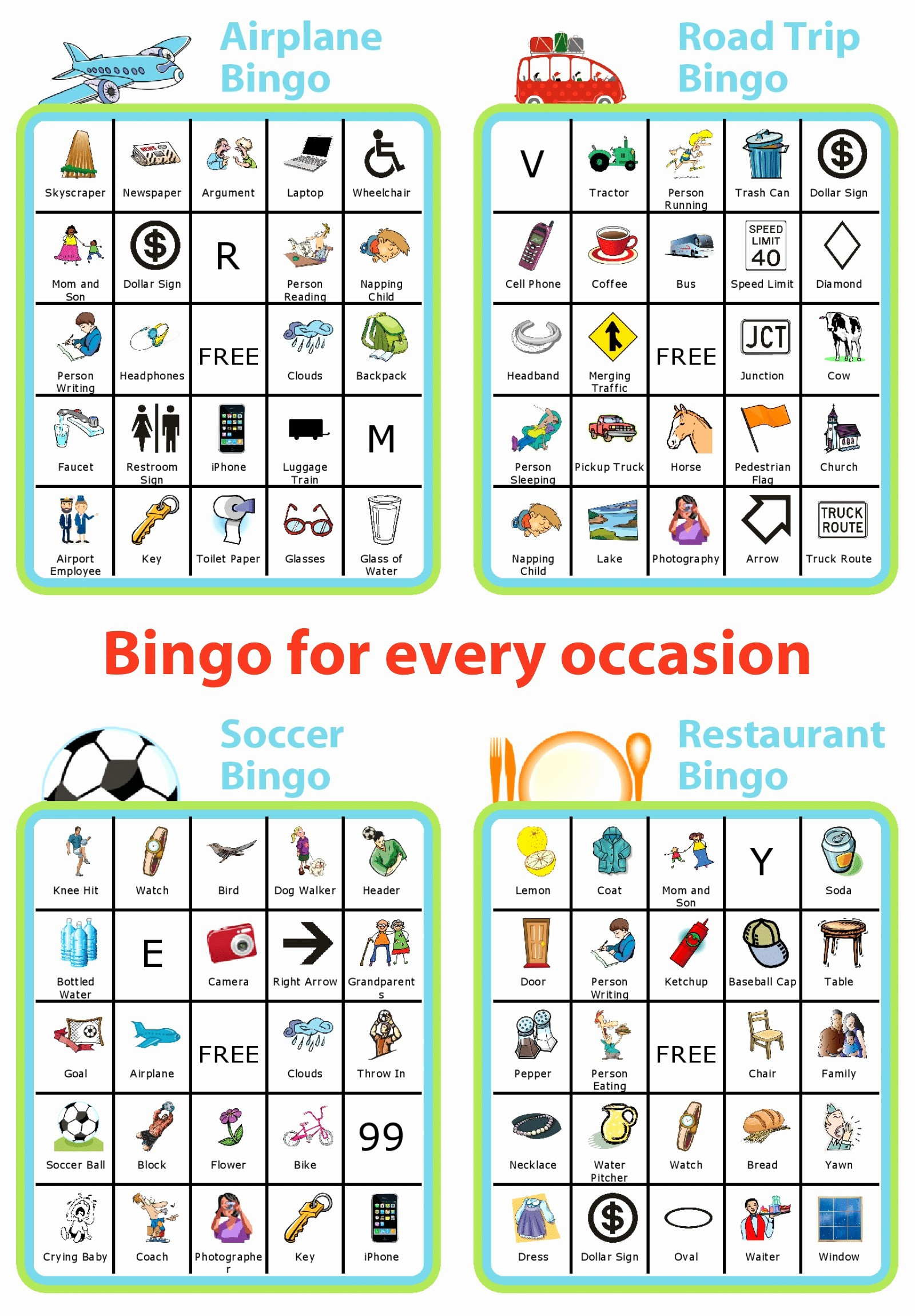 Self Esteem Bingo Printable | Www.topsimages - Free Printable Self Esteem Bingo