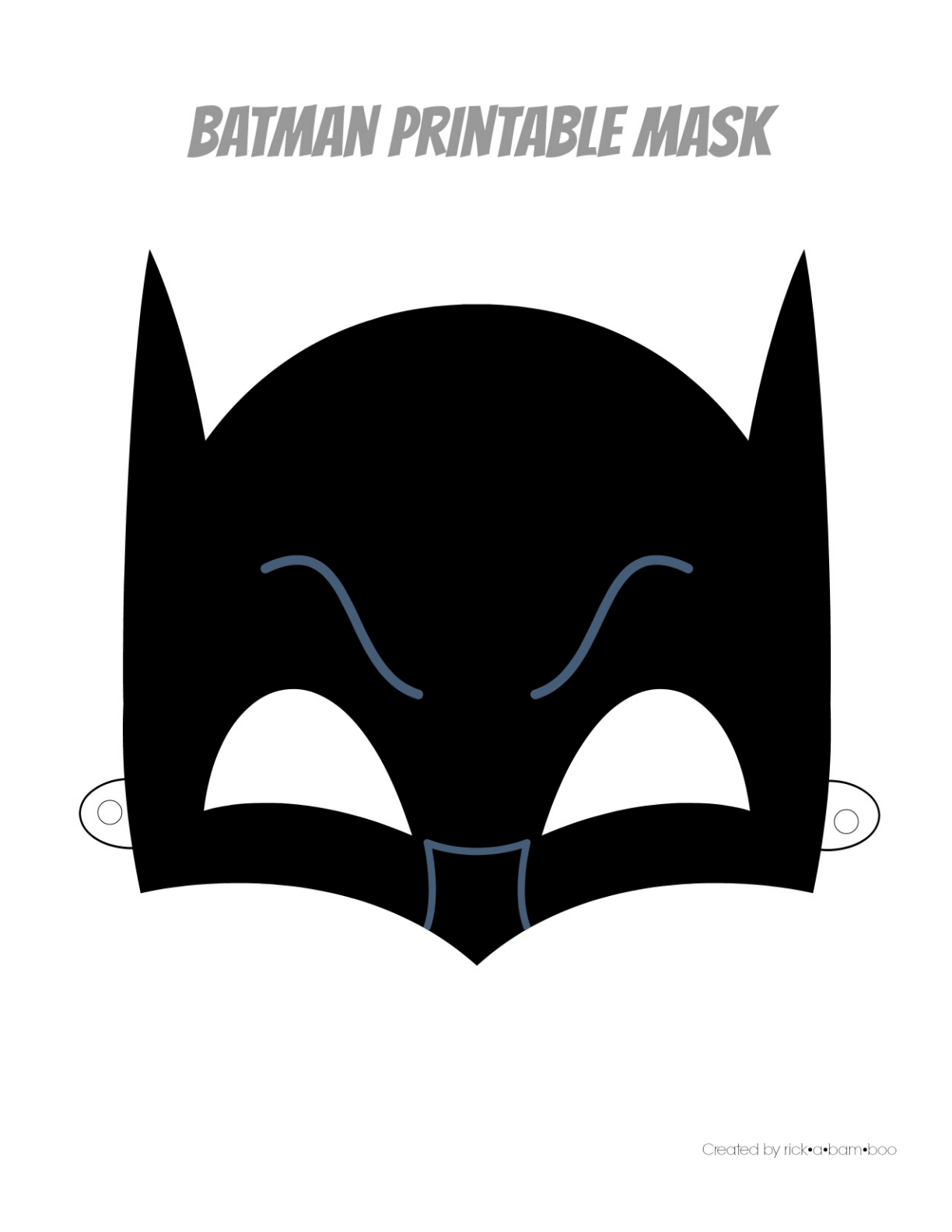 Shared With Dropbox | $3 Or Less | Pinterest | Antifaz, Fiestas - Free Printable Superhero Masks