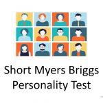 Short Myers Briggs Personality Test Worksheet – Free Esl Projectable – Free Printable Personality Test