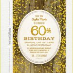 Simple 60Th Birthday Invitation To Create Your Own Free Printable   Free Printable Surprise 60Th Birthday Invitations