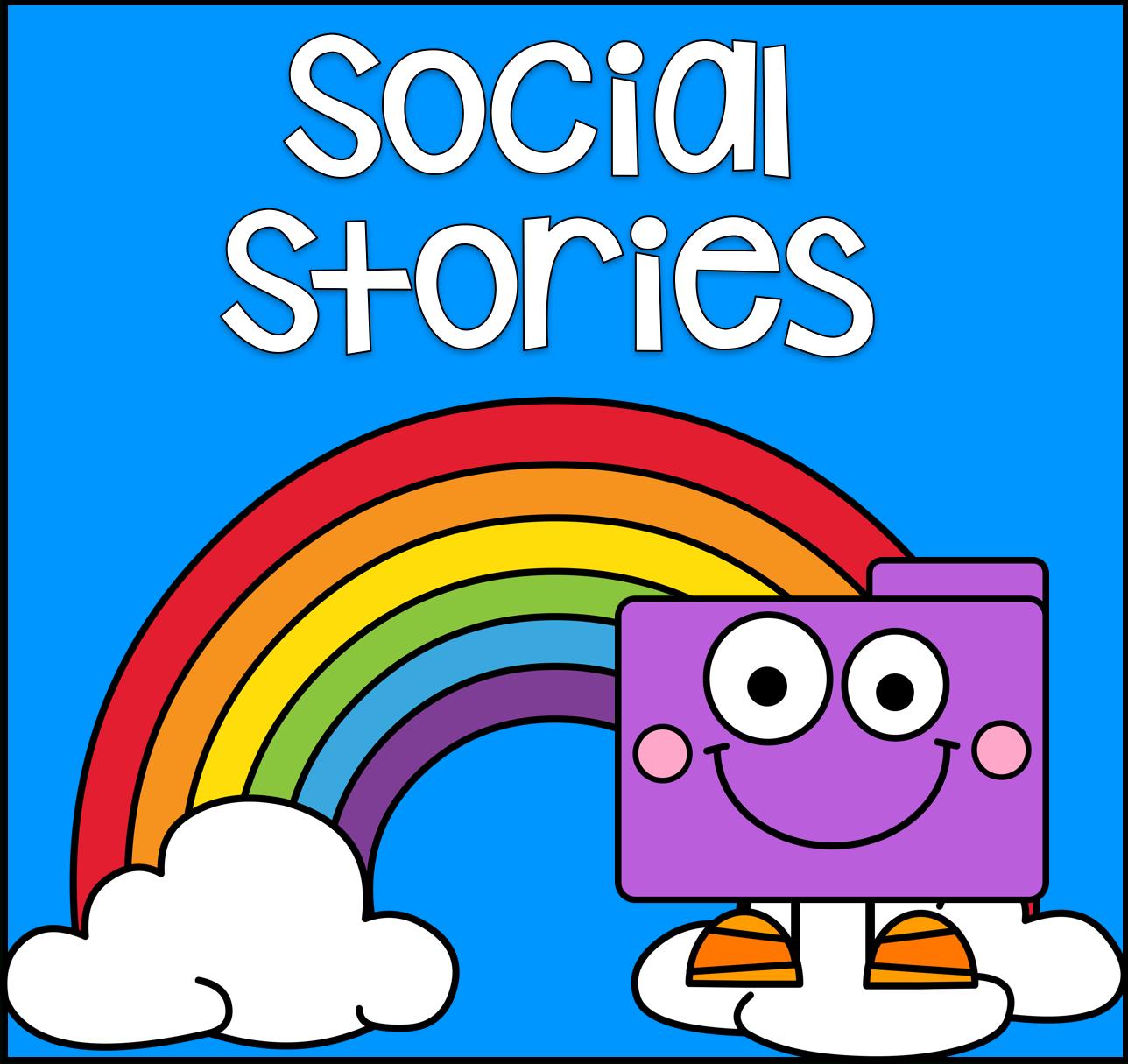 Social Stories : File Folder Games At File Folder Heaven - Printable - Free Printable Social Stories
