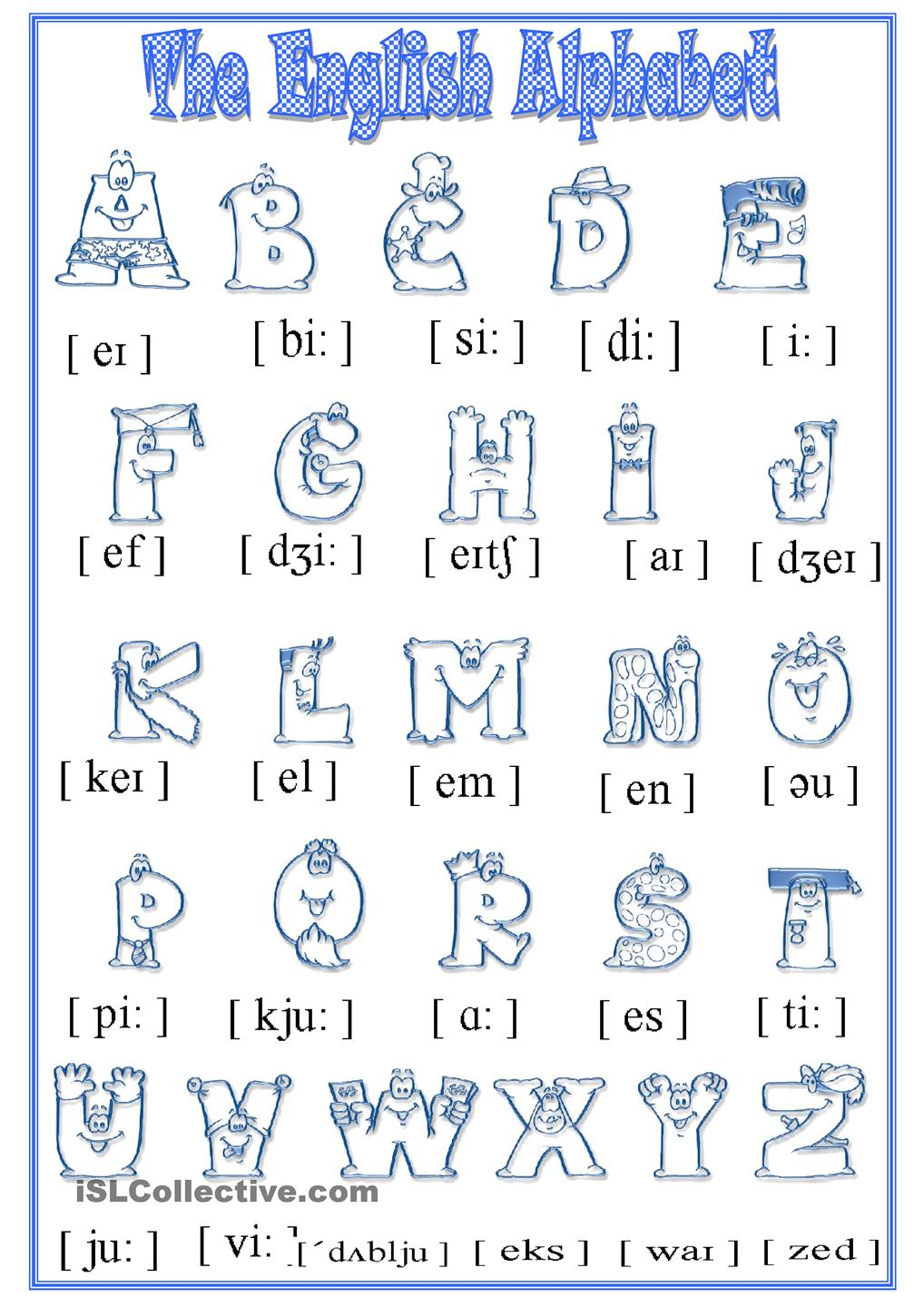 Spanish Alphabet Worksheet Printable - Photos Alphabet Collections - Free Printable Spanish Alphabet Worksheets
