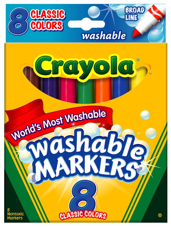 Staples: Free Crayola Washable Markers After Rebate | Freebies - Free Printable Crayola Coupons