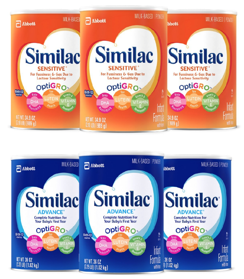 Stock Up Price On Similac Infant Formula | Passionate Penny Pincher - Free Printable Similac Baby Formula Coupons