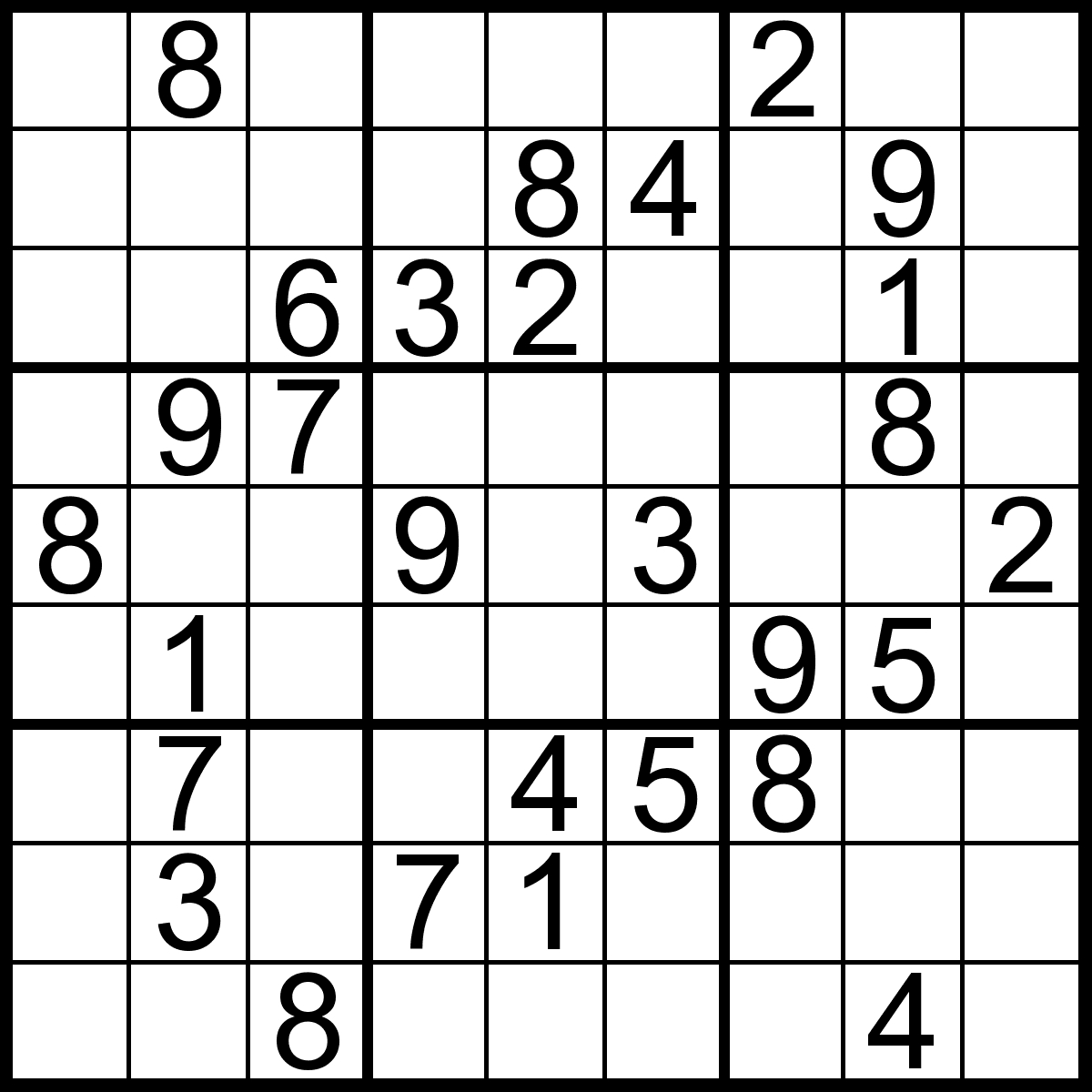 Sudoku Printable Puzzles - Yahoo Image Search Results   Puzzles For - Download Printable Sudoku Puzzles Free