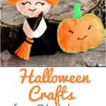 Super Fun Halloween Crafts For Kids   Halloween Crafts For Kids Free Printable