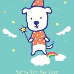Sympathy #card For The Loss Of A #pet – Free Printable | Sympathy – Free Printable Sympathy Card For Loss Of Pet