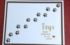 Free Printable Sympathy Cards For Dogs