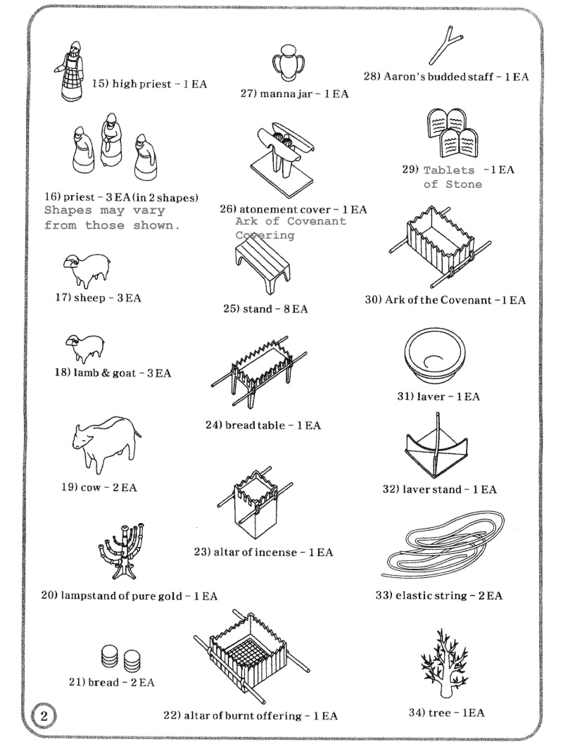 Tabernacle Coloring Pages Free - Free Printable Pictures Of The Tabernacle
