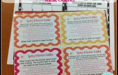 Task Card Corner – Free Printable Kindergarten Task Cards