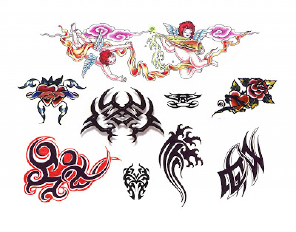Tattoos Designs: Free Printable Tattoos Throughout Free Printable - Free Printable Flash Tattoo