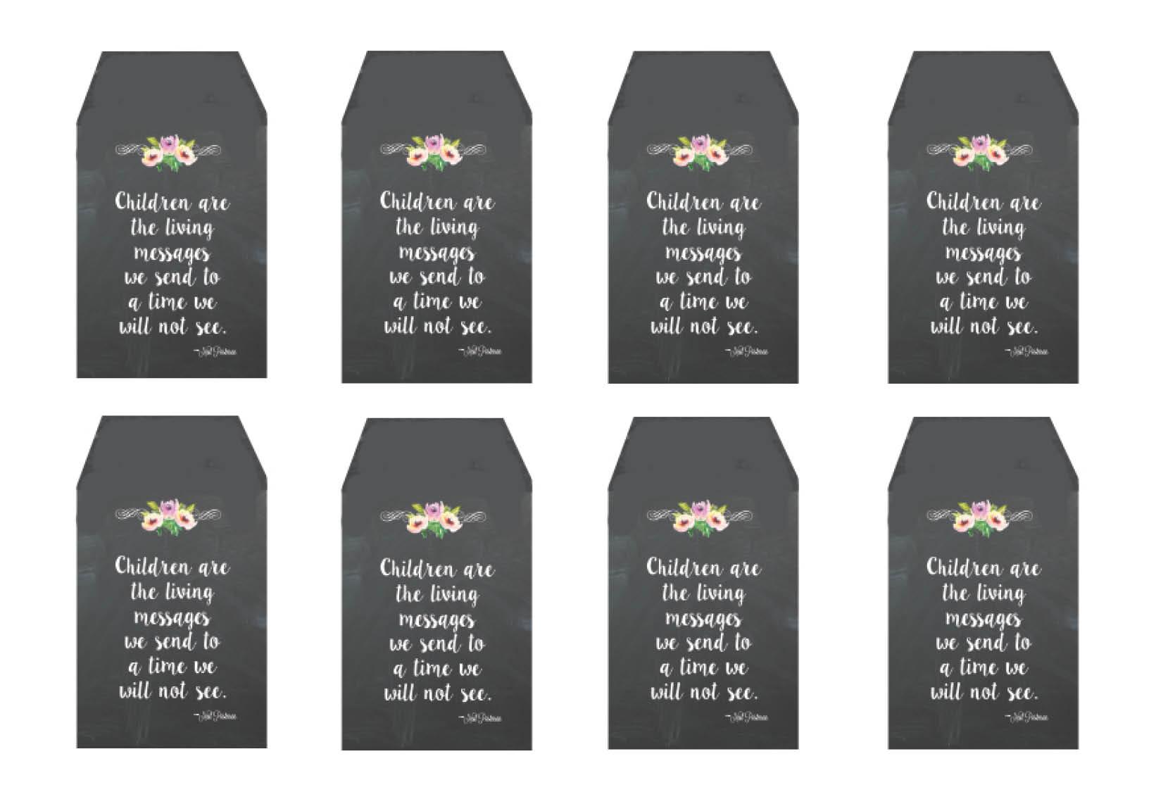 Teacher Appreciation And Free Printable Teacher Gift Tags   11 - Free Printable Tags For Teacher Appreciation
