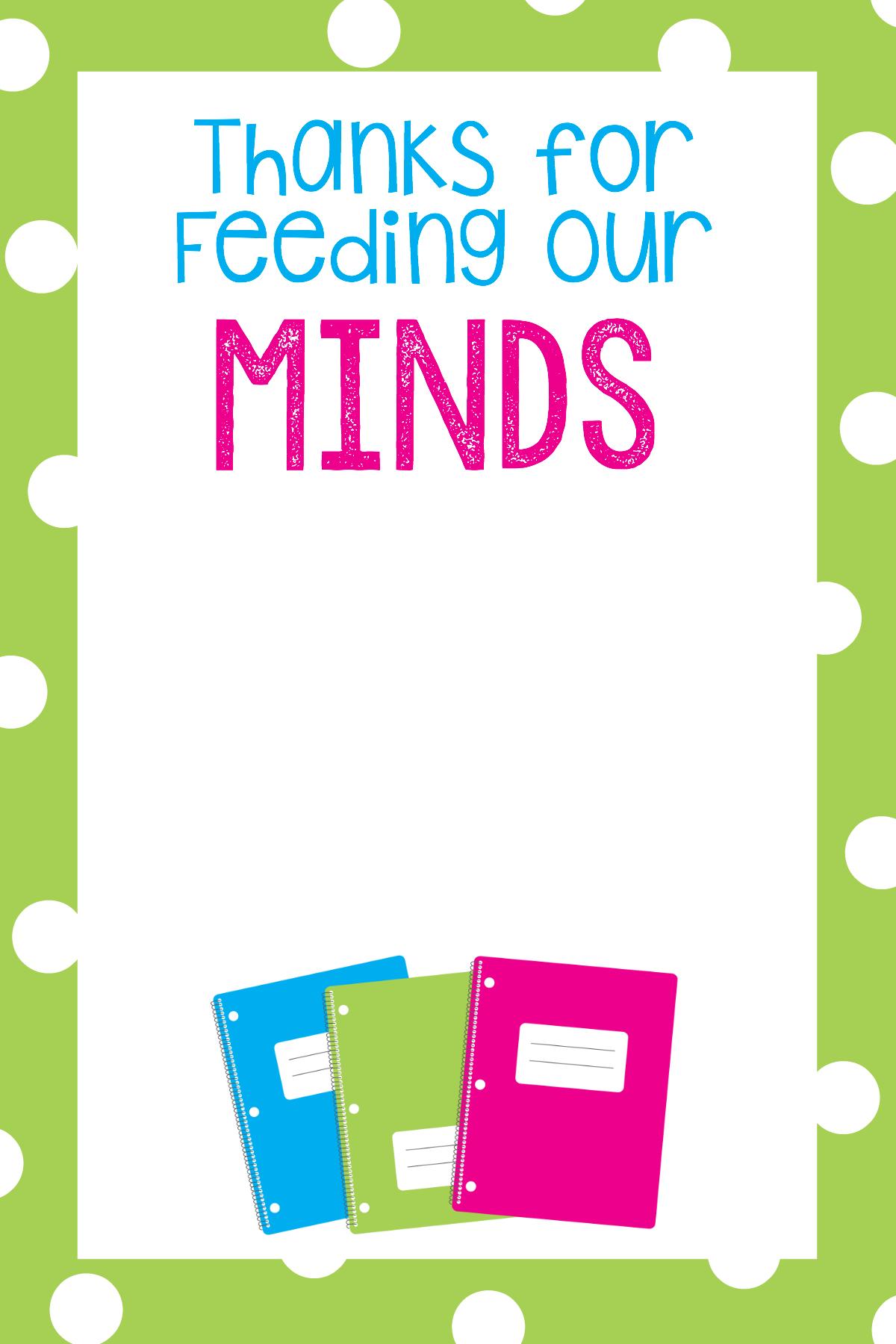 Teacher Appreciation Gift Card Holders | Skip To My Lou - Free Teacher Appreciation Week Printable Cards