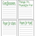 Teaching Children About Prayer With Free Prayer Journal Printable   Free Printable Prayer Journal