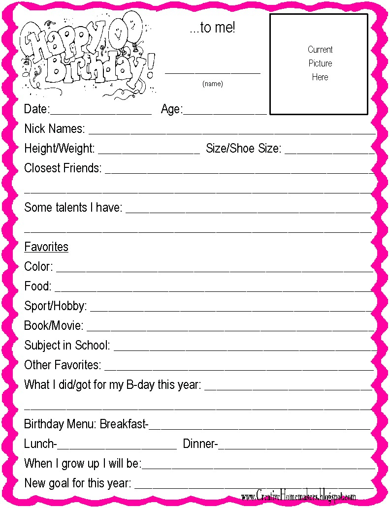 Template For Baby Book | Printable Schedule Template - Free Printable Baby Memory Book