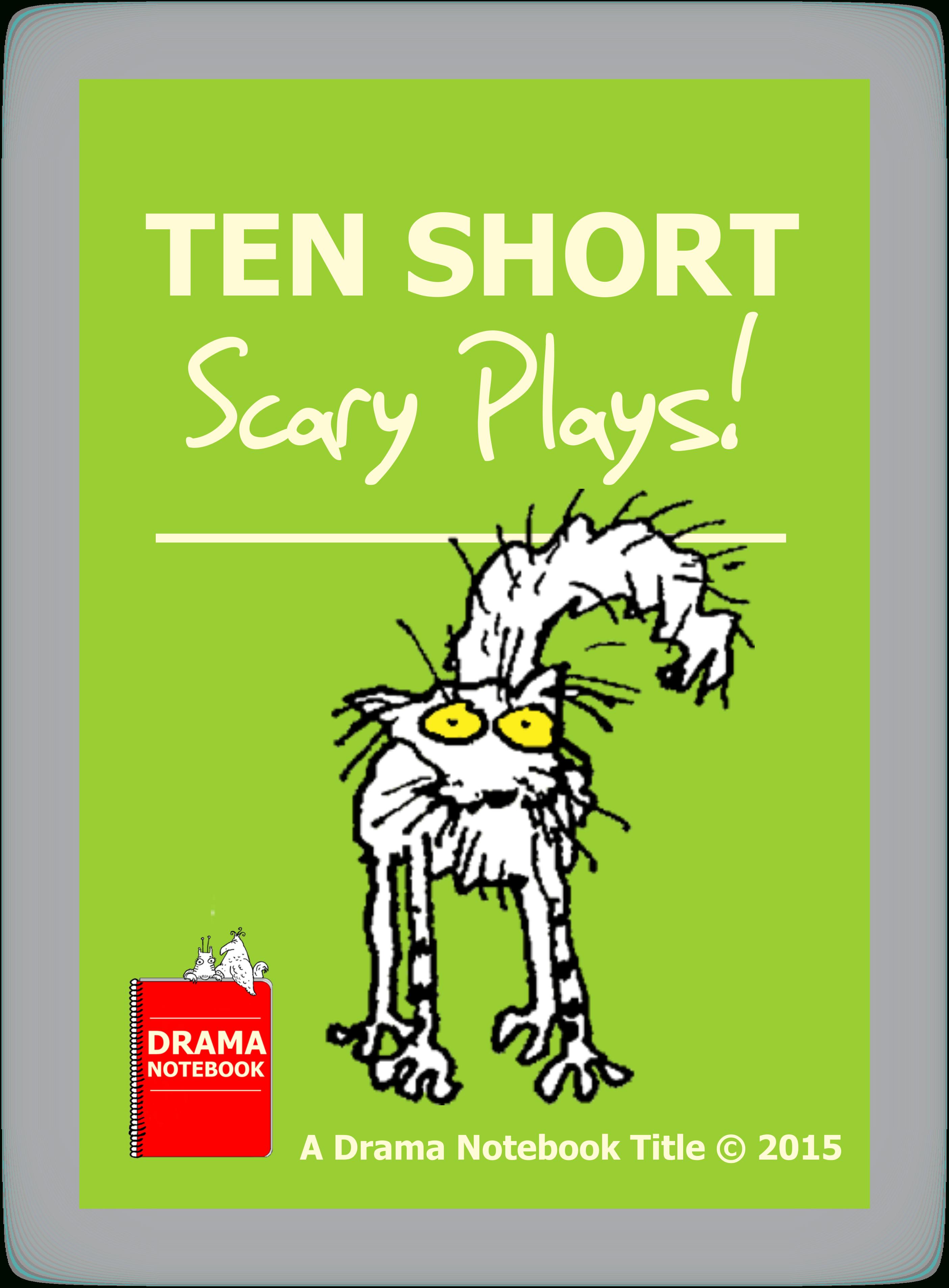 Ten Short Scary Plays-Great Short Halloween Scripts - Free Printable Halloween Play Scripts