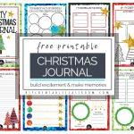The Christmas Book  Free Christmas Printables   The Kitchen Table   Free Printable Preschool Memory Book