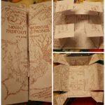 The Marauders Map | Potterlove | Harry Potter Marauders Map, Harry   Free Printable Marauders Map