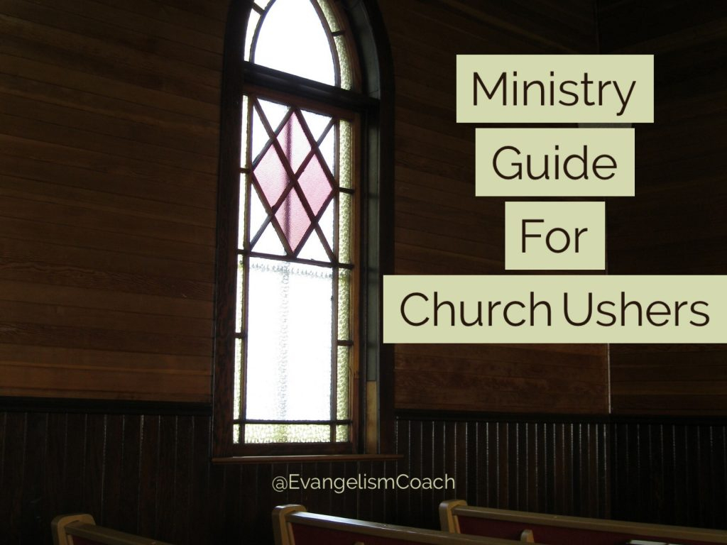 The Ministry Of Church Ushers: A Starter's Guide To Usher Ministry - Free Printable Church Usher Hand Signals