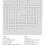 This Harry Potter Characters Crossword Puzzle Was Made At   Free Make Your Own Crosswords Printable