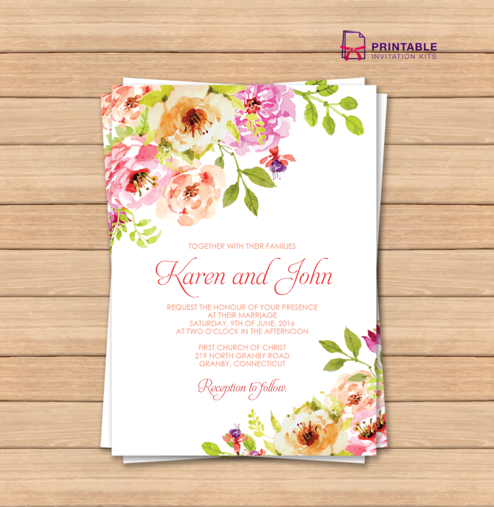 This Would Be Great With Different Colors Free Pdf Wedding - Free Printable Wedding Menu Card Templates
