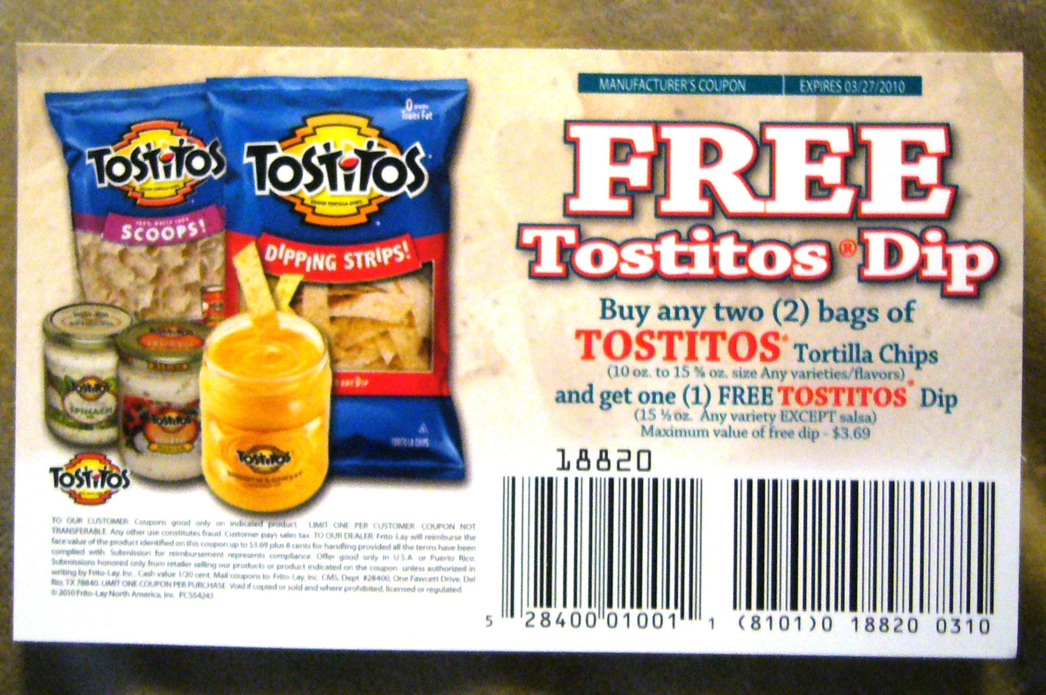 Tostitos Salsa Coupon 2018 / Discount Coupon New York Pass - Free Printable Frito Lay Coupons