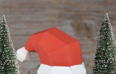 Free Printable Santa Hat Patterns