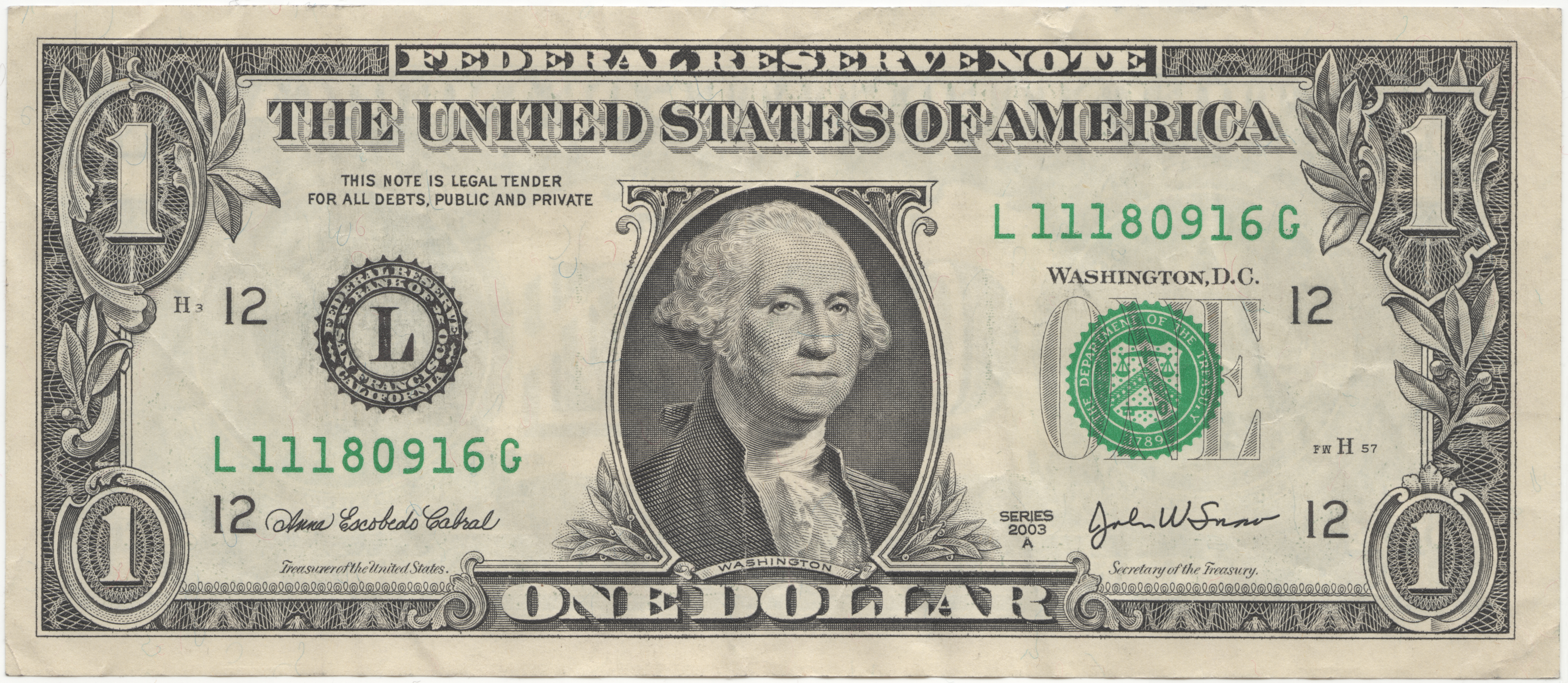 United States Dollar - Simple English Wikipedia, The Free Encyclopedia - Free Printable Us Currency