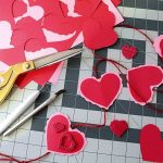 Valentines Day Books For Kids 6 Free Printable Heart Templates   Free Printable Valentine's Day Stencils