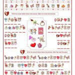 Valentine's Day Cryptogram Worksheet   Free Esl Printable Worksheets   Free Printable Cryptograms