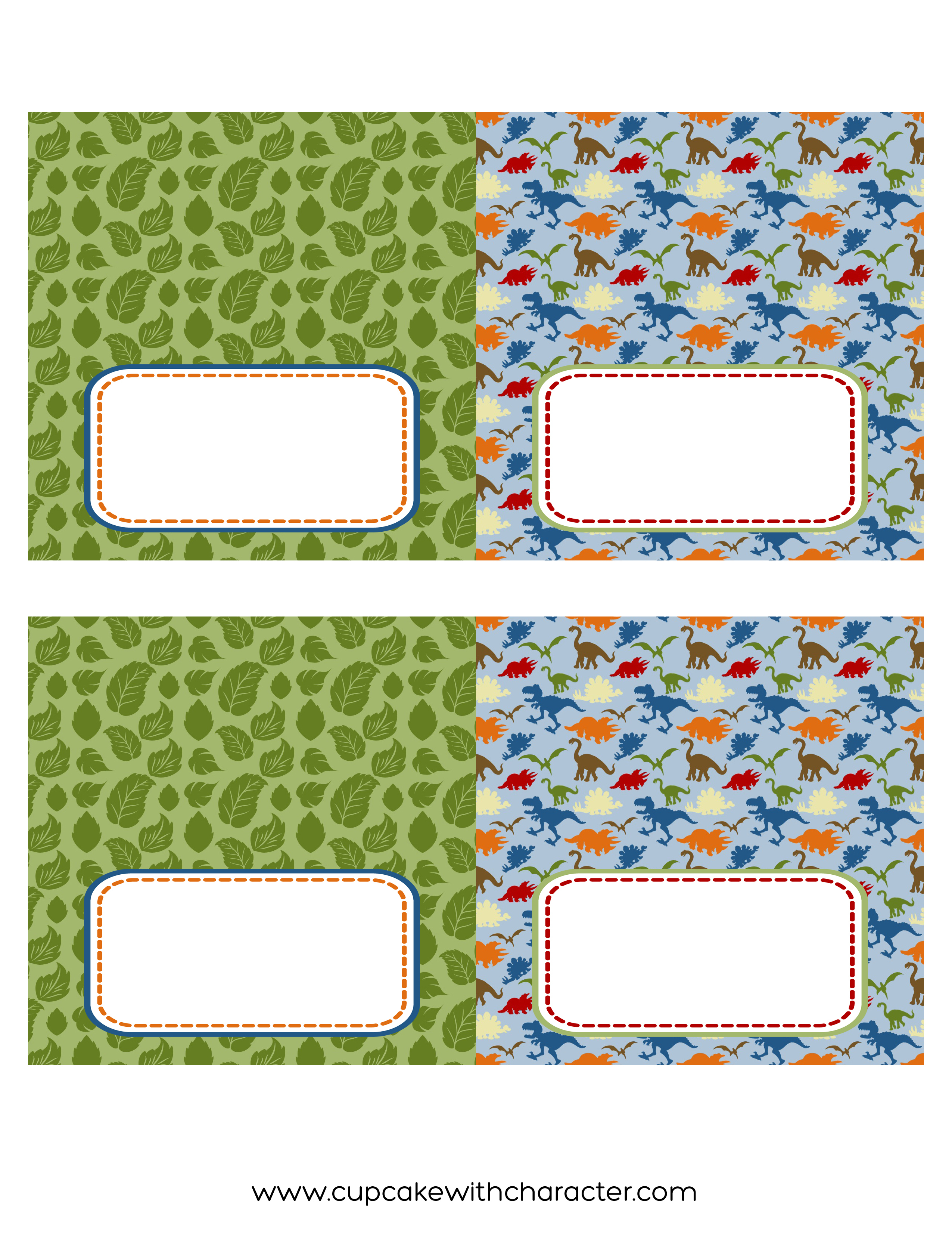 We Heart Parties: Free Printables Dinosaur Party Free Printables - Free Printable Dinosaur Labels