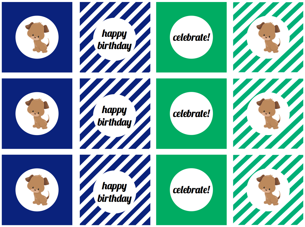 We Heart Parties: Free Printables Puppy Dog Party Free Printables - Free Printable Puppy Dog Birthday Invitations
