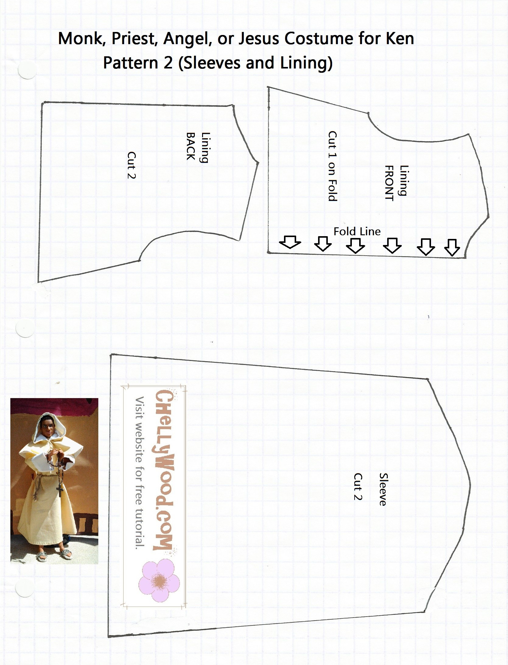 Wedding Dress Patterns Free Awesome Free Printable Barbie Doll - Free Printable Patterns For Sewing Doll Clothes