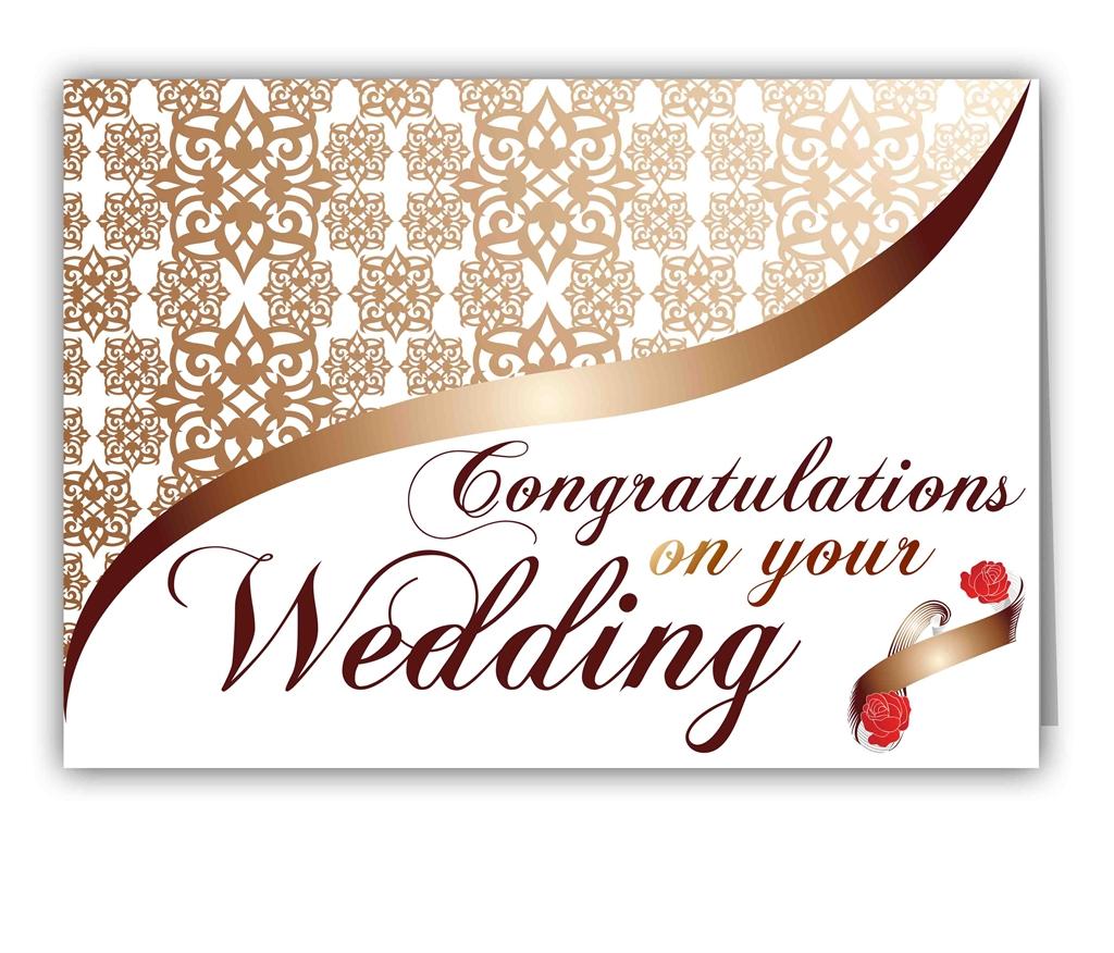 Wedding Greeting Cards - Wedding Wish Cards Printable Free