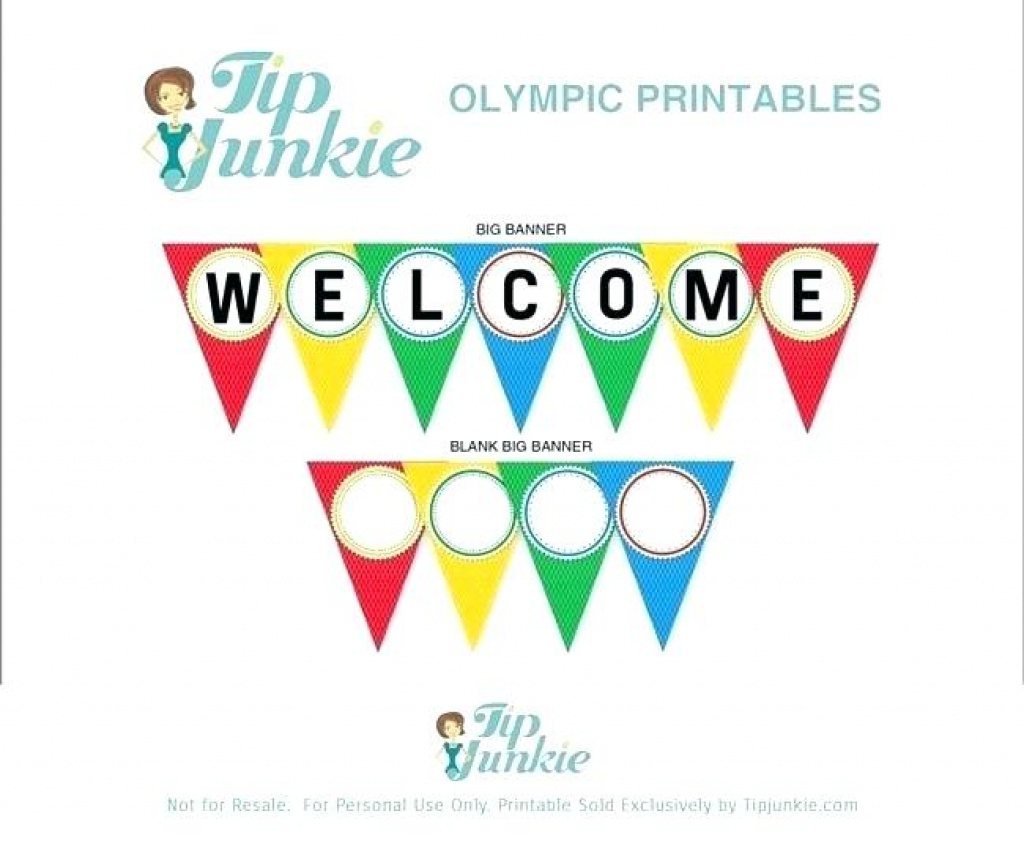 Welcome Home Banner Template Free Printable Welcome Banners Home - Free Printable Welcome Banner Template