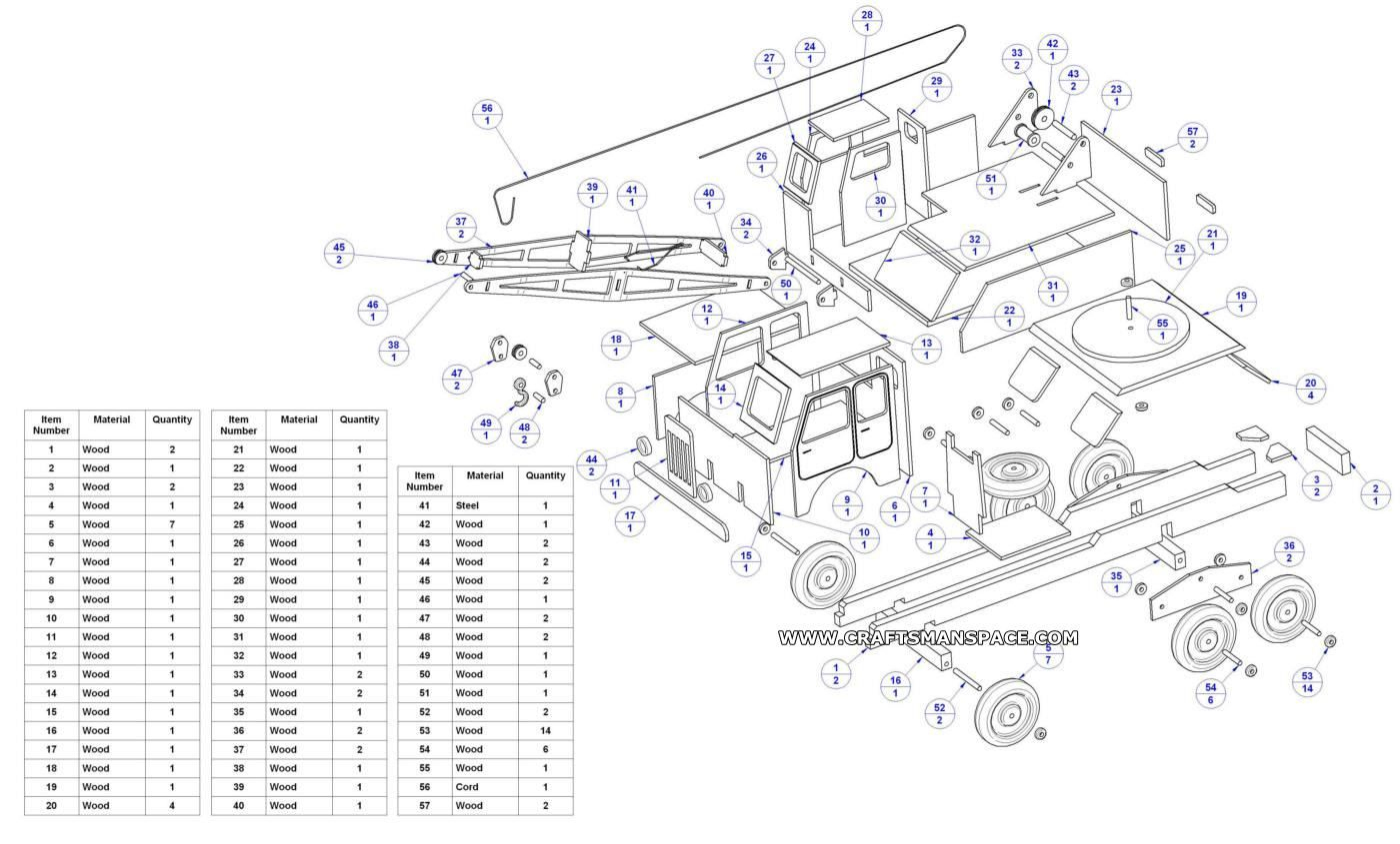Woodworking Wooden Truck Plans Free Pdf Free Download | Wooden - Free Wooden Toy Plans Printable