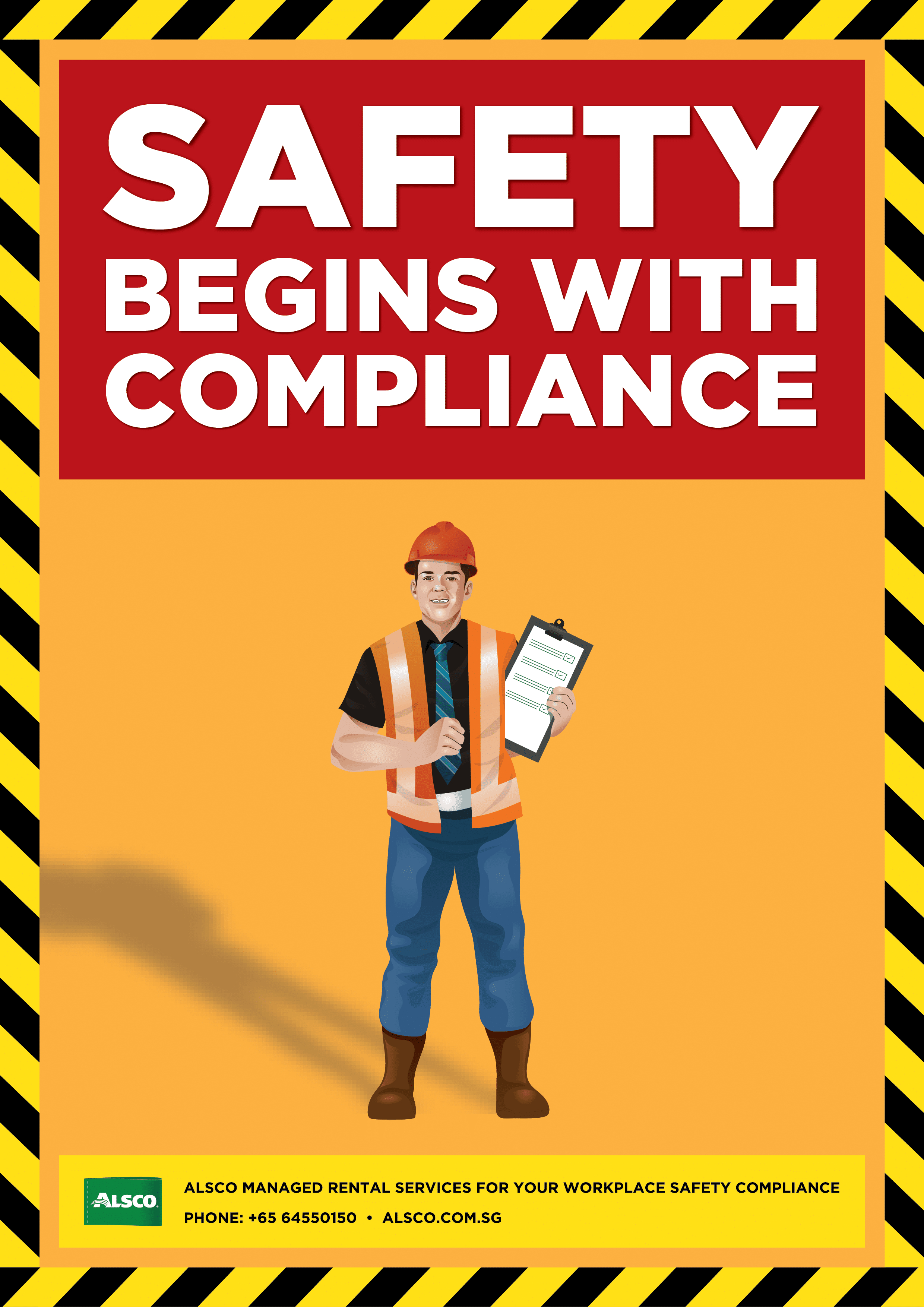 Workplace Safety Posters | Downloadable And Printable | Alsco - Printable Posters Free Download