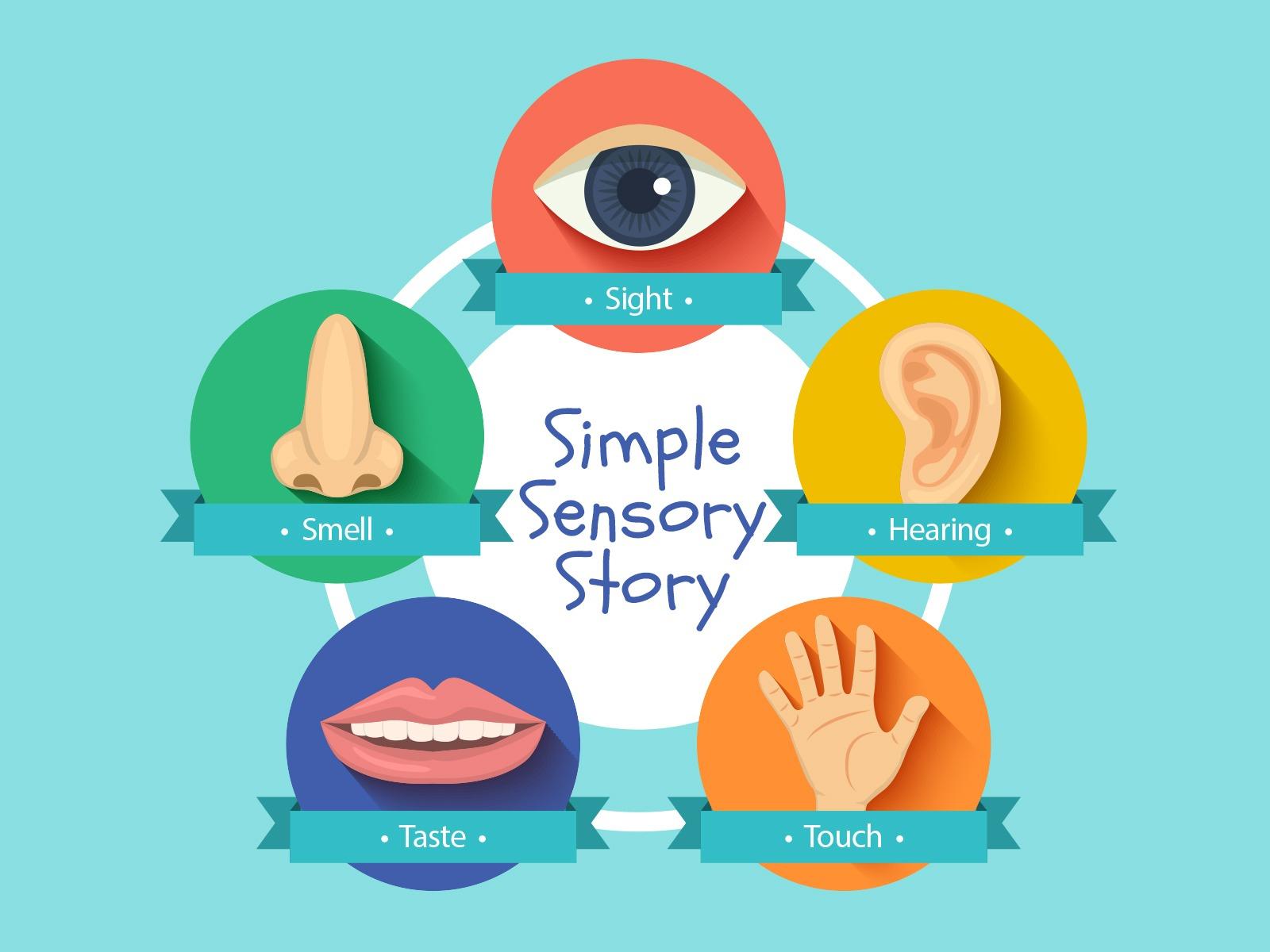 Zacchaeus' Sensory Story For Under Fives • Ministryark - Free Printable Sensory Stories